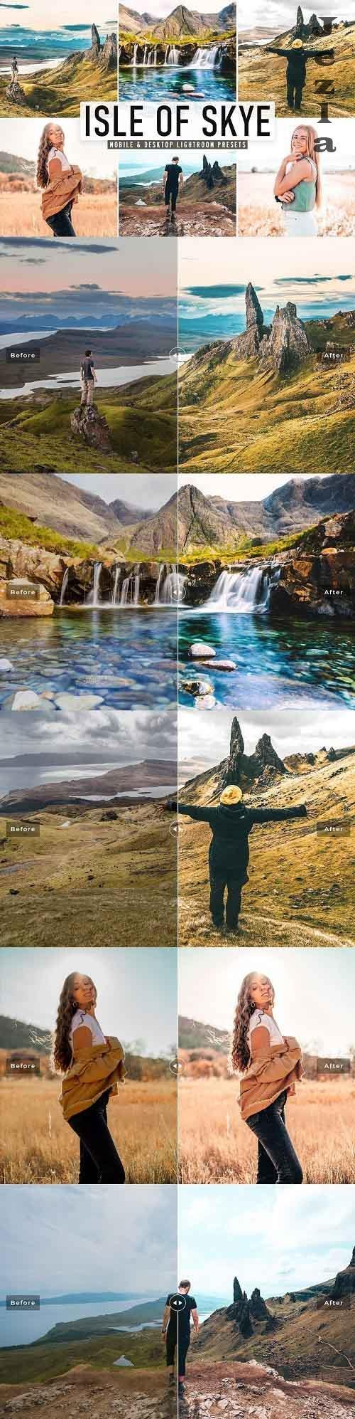 Isle of Skye Pro Lightroom Presets - 5554268 - Mobile & Desktop