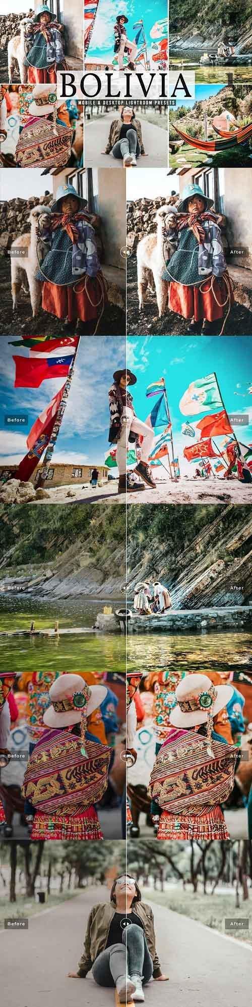 Bolivia Pro Lightroom Presets - 5554485 - Mobile & Desktop