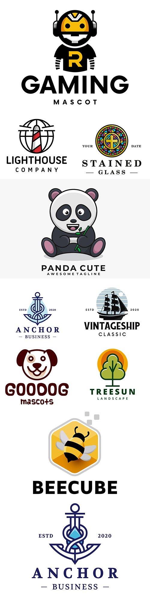 Brand name company logos business corporate design 75