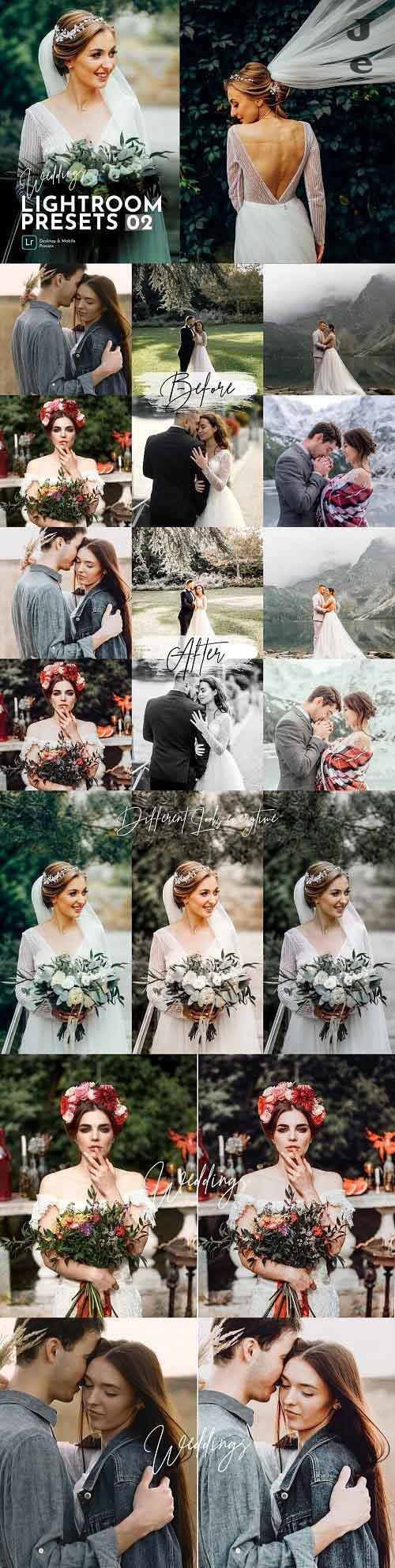 CreativeMarket - Weddings Lightroom Presets Pack 5469822