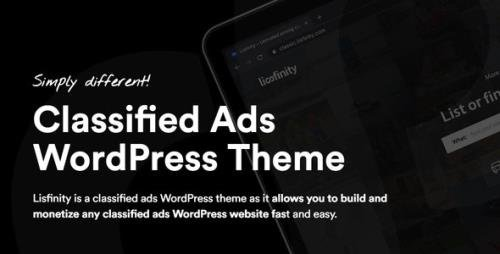 ThemeForest - Lisfinity v1.1.12 - Classified Ads WordPress Theme - 26342611 - NULLED