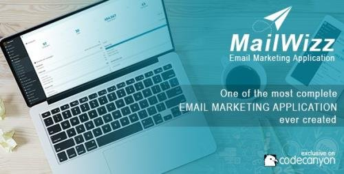 CodeCanyon - MailWizz v1.9.15 - Email Marketing Application - 6122150 - NULLED
