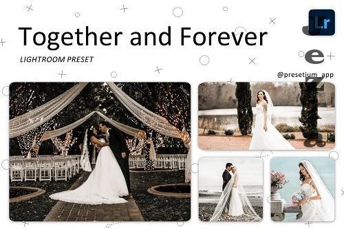 CreativeMarket - Together Forever - Lightroom Presets 5223574