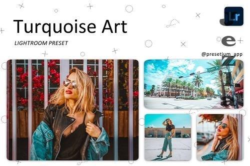 CreativeMarket - Turquoise Art - Lightroom Presets 5223180
