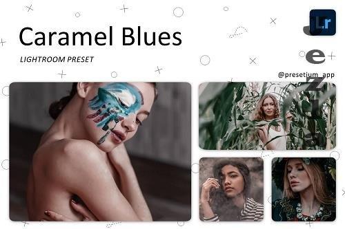 CreativeMarket - Caramel Blues - Lightroom Presets 5223123