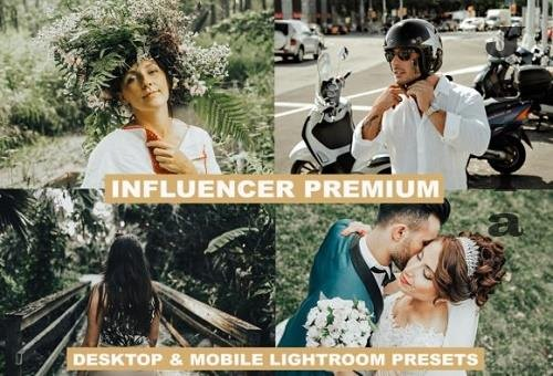 Lightroom Presets Influencer Premium