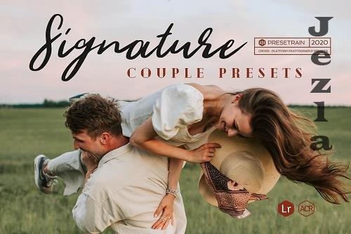 CreativeMarket - Signature LRM Presets 5559569