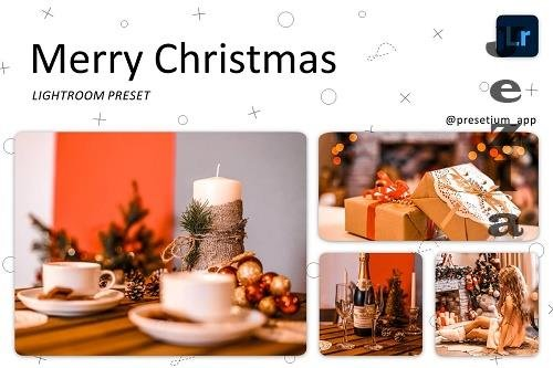 CreativeMarket - Merry Christmas - Lightroom Presets 5219730