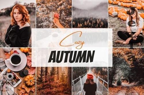 Cozy - Autumn Mobile Lightroom Preset