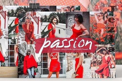 Passion Lightroom Presets - 5557998