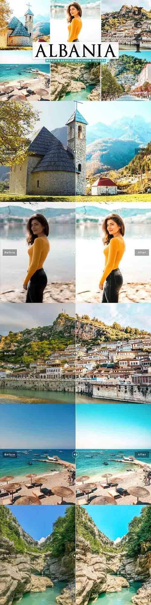 Albania Pro Lightroom Presets - 5614004 - Mobile & Desktop