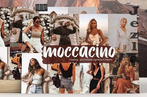 Moccacino Lightroom Presets - 5570724