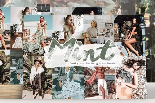 Mint Lightroom Presets - 5583249