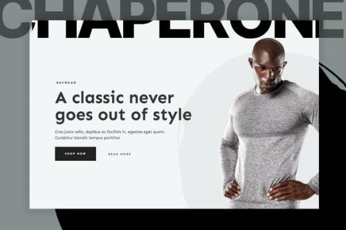 ThemeForest - Chaperone v1.0.0 - Men's Fashion Woocomerce Template Kit - 29347666