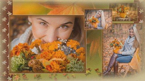 Проект ProShow Producer - Я и осень