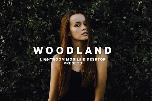 Woodland Lightroom Presets - 5373041