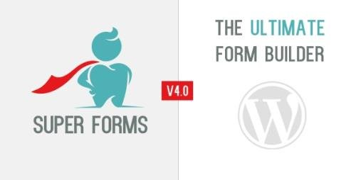 CodeCanyon - Super Forms v4.9.552 - Drag & Drop Form Builder - 13979866 - NULLED + Super Forms Add-Ons
