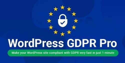 CodeCanyon - WordPress GDPR v2.4.2 + CCPA + DPA Compliance 2020 - 21936402