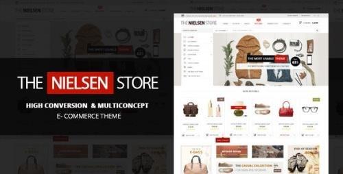 ThemeForest - Nielsen v1.9.11 - E-commerce WordPress Theme - 9710159