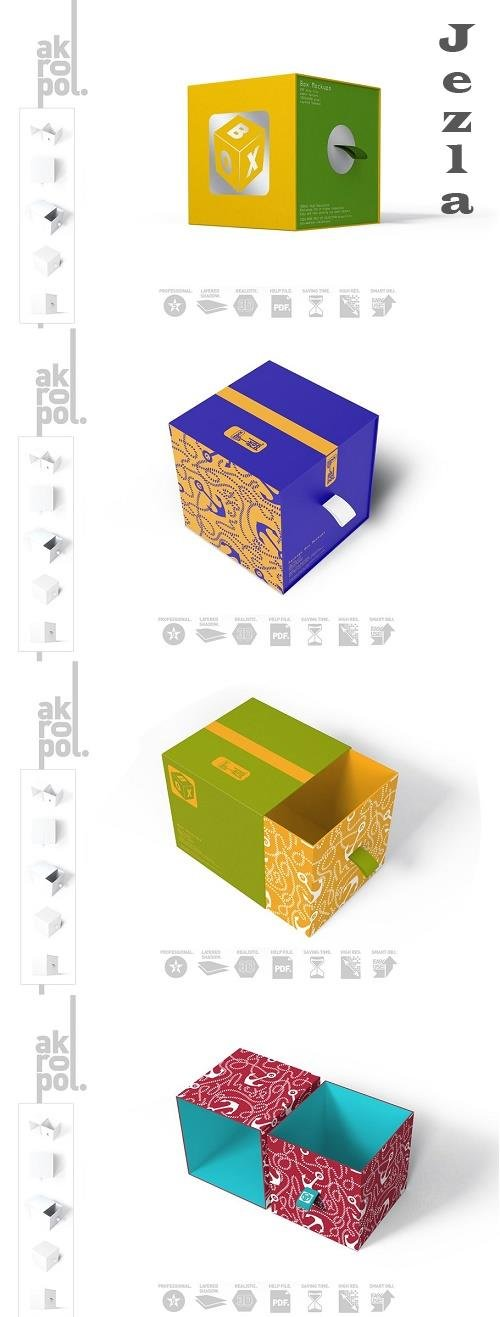 Box Mock-up - 4858979