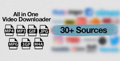 CodeCanyon - All in One Video Downloader Script v1.11.0 - 22599418 - NULLED