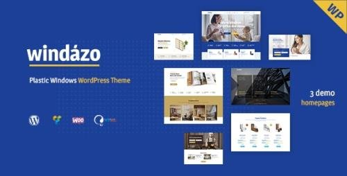 ThemeForest - Windazo v1.2.2 - Plastic Windows and Doors WordPress Theme - 23888179
