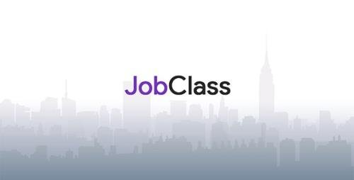CodeCanyon - JobClass v6.1.0 - Job Board Web Application - 18776089 -