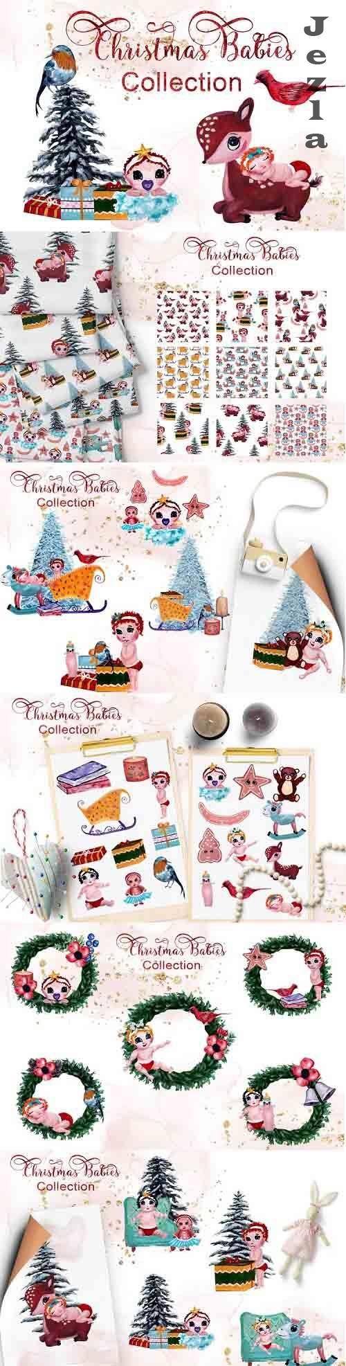Christmas Babies Collection - 1055651