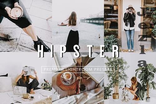 CreativeMarket - Aesthetic HIPSTER LRM Presets 4806642