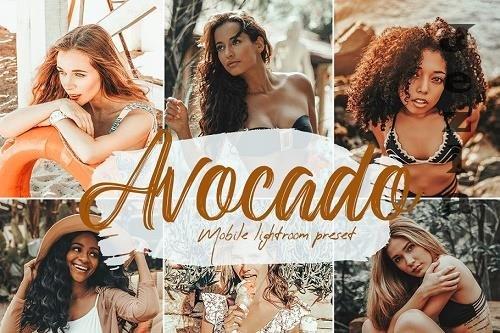 Avocado LRM Presets - 5618549