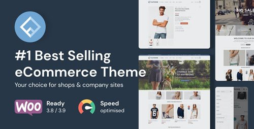 ThemeForest - Flatsome v3.13.0 - Multi-Purpose Responsive WooCommerce Theme - 5484319 - NULLED