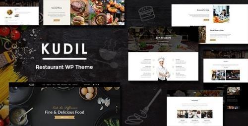 ThemeForest - Kudil v2.1 - Restaurant & Food Delivery - 21939334