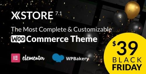 ThemeForest - XStore v7.1.3 - Responsive Multi-Purpose WooCommerce WordPress Theme - 15780546 - NULLED