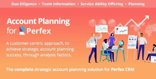 CodeCanyon - Account Planning module for Perfex CRM v1.0.0 - 26406165