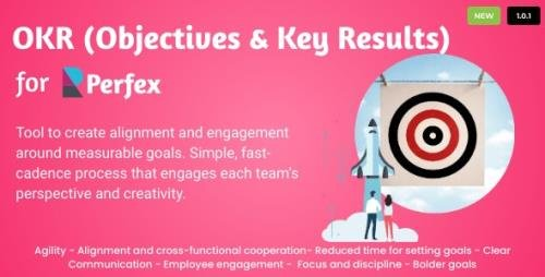 CodeCanyon - OKRs v1.0.1 - Objectives and Key Results for Perfex CRM - 28280122