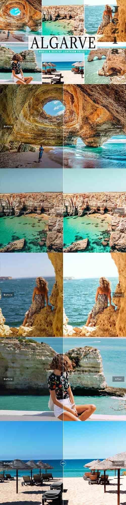 Algarve Pro Lightroom Presets - 5669663 - Mobile & Desktop