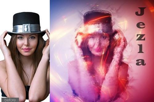 Luminous Photoshop Action - 5665734