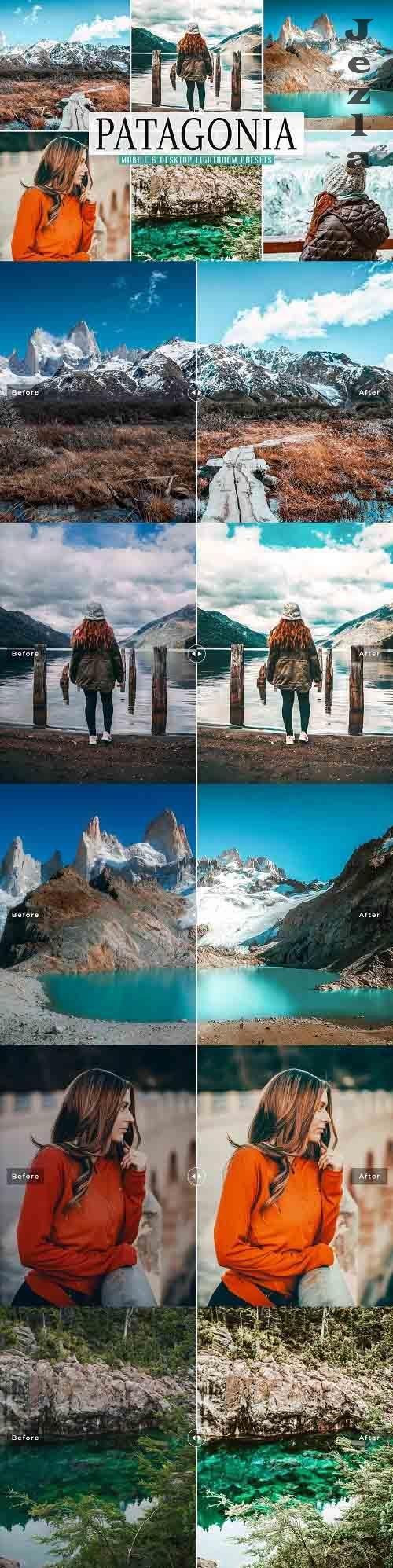 Patagonia Pro Lightroom Presets - 5669983 - Mobile & Desktop
