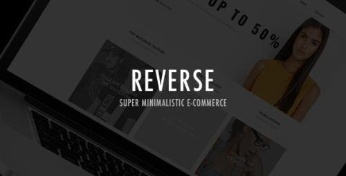 ThemeForest - Reverse v2.8 - WooCommerce Shopping Theme - 13356504