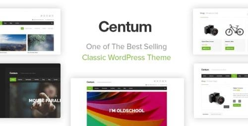 ThemeForest - Centum v3.3.13 - Responsive WordPress Theme - 3216603