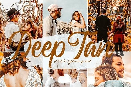 Deep Tan Lightroom Presets - 5645655
