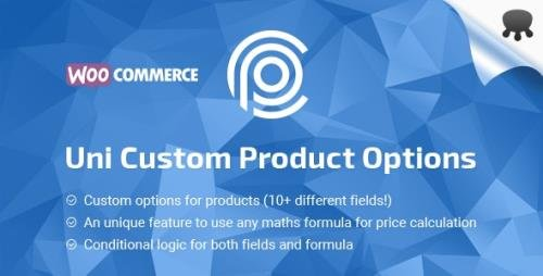 CodeCanyon - Uni CPO v4.9.5 - WooCommerce Options and Price Calculation Formulas - 9333768 - NULLED
