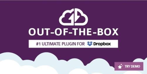 CodeCanyon - Out-of-the-Box v1.17.15 - Dropbox plugin for WordPress - 5529125 -