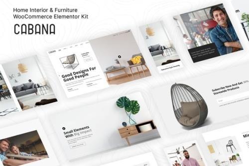 ThemeForest - Cabana v1.0.0 - Furniture WooCommerce Template Kit - 29647417