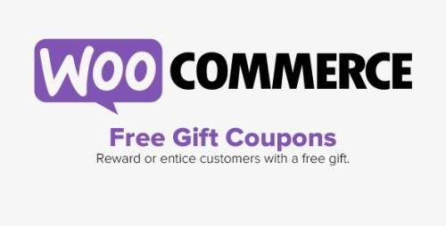 WooCommerce - Free Gift Coupons v3.0.5