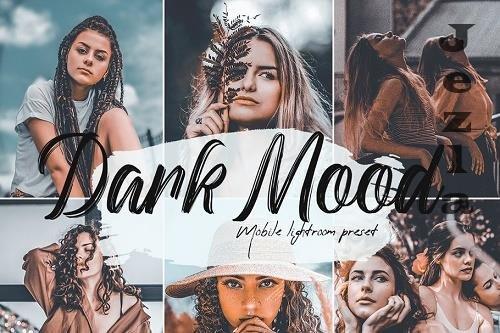 Dark Mood Lightroom Presets - 5657405