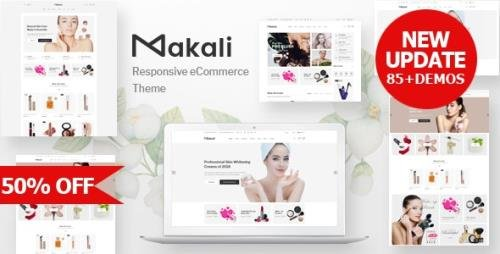 ThemeForest - Makali v1.4.2 - Multipurpose Theme for WooCommerce WordPress - 22423508