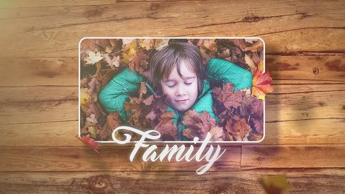 Fall Spot-17208 - After Effects Templates