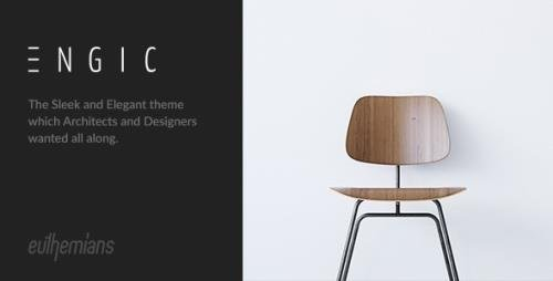 ThemeForest - Engic v2.3 - A Sleek Multiuse Responsive WordPress Theme - 13989123