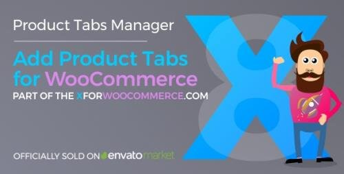 CodeCanyon - Add Product Tabs for WooCommerce v1.4.0 - 24006072 - NULLED